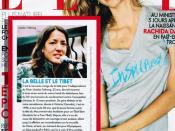 Lhadon in Elle Magazine