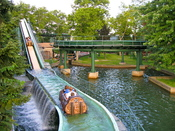 English: Log Jammer at Kennywood Park.