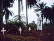 Nurse-nun visits graves of victims of 1976 Zaire Ebola outbreak