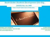 SSSDU 1st Logo