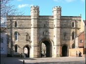 Exchequer Gate, Lincoln