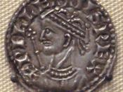English: Coin of William_the_Conqueror_1066_1087