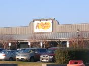A Cracker Barrel location in Hagerstown, Maryland.
