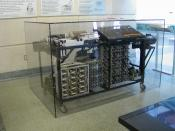 Atanasoff-Berry Computer at Durham Center, Iowa State University