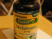 Walgreen's Melatonin