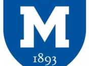English: Logo of Mercersburg Academy