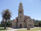 English: NG Kerk in Wolmeransstad, North West, South Africa.