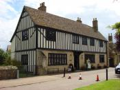 Oliver Cromwell lived in Ely for several years after inheriting the position of local tax collector in 1636. His former home dates to the 16th century and is now used by the Tourist Information Office as well as being a museum with rooms displayed as they
