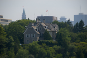 English: 24 Sussex Drive, Ottawa, Canada