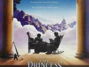 Film poster for The Princess Bride - Copyright 1987, 20th Century Fox