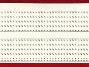 90 col Remington-Rand punched card (blank)