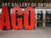 Deutsch: Toronto: Art Gallery of Ontario