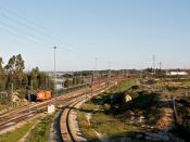Locomotiva 1446, Praias do Sado, 2011.02.02