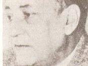 Alejo Carpentier was a Cuban writer.