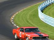68 - 1970 Ford Boss 302 (302cid) Dave Putnam Glenwood, MD
