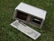 IBM Portable Personal Computer :: Retrocomputing on the green