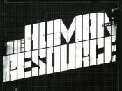 The Human Resource