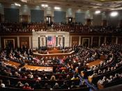 English: President Barack Obama speaks to a joint session of Congress regarding health care reform