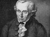 English: Emmanuel Kant