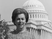 Representative Martha Griffiths (D-Mich.), Washington, D.C.