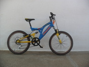 English: A Mountain Bike Italiano: Una Mountain Bike