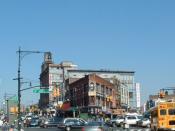The Hub on Third Avenue.