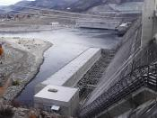 Third powerplant - Grand Coulee Dam