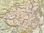 Tibet in 1892 during the Qing Dynasty.