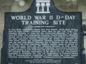 World War II D-Day Training Site