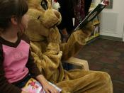 Conroy Cougar reading.