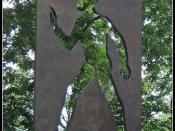 Invisible Man Sculpture, Harlem, NY