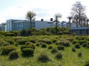 villa, klampenborg, architect: lars gitz / courtyard house, architect: arne jacobsen