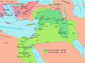 English: Map of the Assyrian Empire Português: Extensão do Império Assírio Español: Extensión del Imperio Asirio Polski: Mapa Asyrii. Dostępna też polska wersja pliku: Mapa Asyrii.png For translations of this map, contact Ningyou.