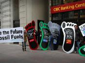 Financing Climate Change
