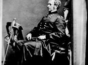 English: Joseph Hooker, photographed by Mathew Brady Category:United States history images