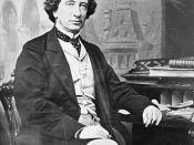 John A. Macdonald, one of the Fathers of Confederation, who upheld the monarchical principal in Canada.