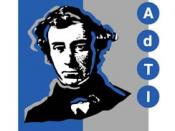Logo of the Alexis de Tocqueville Institution.