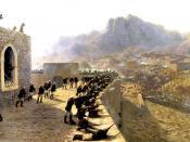 Defense of Bayazet (Doğubeyazıt) during the Russo-Turkish War of 1877-1878