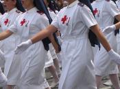 Italian nurses
