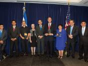 El Salvador Independence 192nd Anniversary Celebration