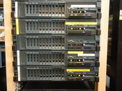 English: These are Cisco Media Convergence Servers. This image is also available here: http://www.flickr.com/photos/ixfd64/5314429321