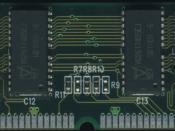 EDO DRAM memory module