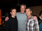 Brian Doherty, Dan Mathews and Jack Ryan