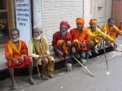 Inde pélerins