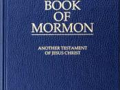 English: The Book of Mormon, Another Testament of Jesus Christ. Published by , August 2009.