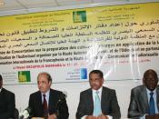 110517 Mauritania moves to liberalise media | موريتانيا تتجه إلى تحرير الإعلام | La Mauritanie s'apprête à libéraliser les médias