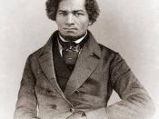 English: Portrait of Frederick Douglass as a younger man