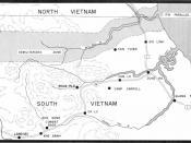 English: From Captain Moyars S. Shore II, The Battle for Khe Sanh. Washington DC: US Marine Corps Historical Branch, 1969.