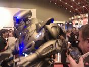 hitachi ipexpo robot