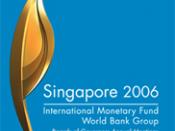 Logo of Singapore 2006